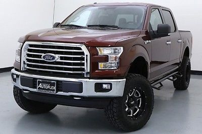 Ford : F-150 XLT 15 ford f 150 6 inch pro comp lift moto metal wheels