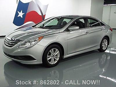 Hyundai : Sonata GLS 2.4L CRUISE CTRL ALLOYS 2014 hyundai sonata gls 2.4 l cruise ctrl alloys 38 k mi 862802 texas direct auto