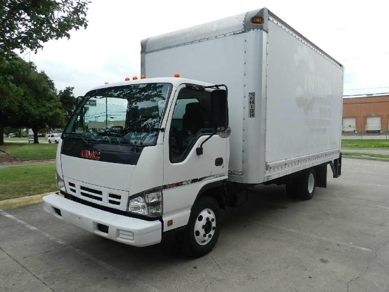 gmc w4500 hd 16 ft box truck cars for sale rh smartmotorguide com 2004 GMC W7500 2000 GMC W4500