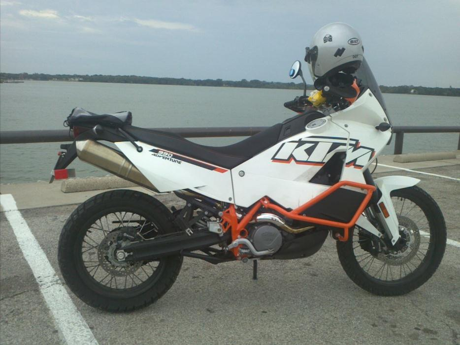 Ktm 990 Adventure Baja Limited Edition motorcycles for sale in Texas