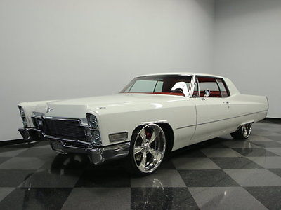 Cadillac : Other SHOW QUALITY RESTOMOD, 22 INCH WHEELS, KENWOOD SOUND, COLD AC, AWESOME BUILD!