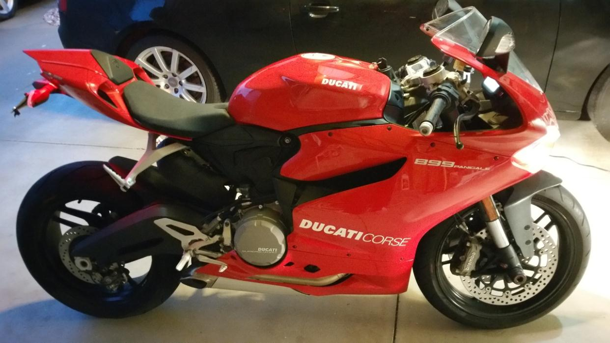 Ducati Dealer Michigan