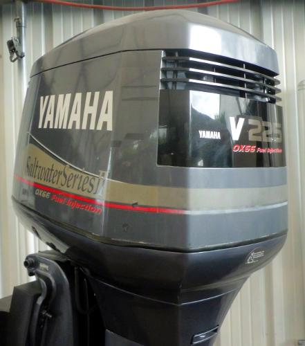 2000 Yamaha 225hp 25