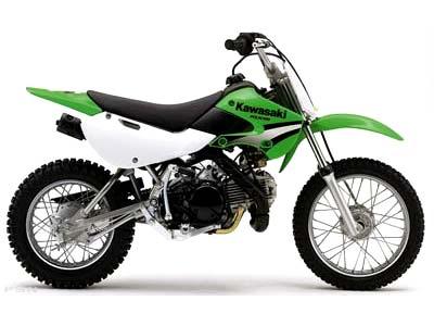 2005 Kawasaki KLX 110 Dirt Bike