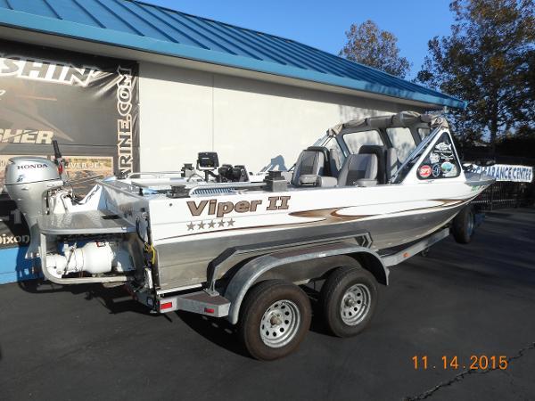 2000 Custom Weld 19 Viper II