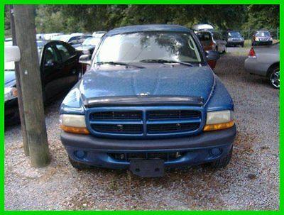 Dodge : Dakota Sport 2dr Club Cab Rwd SB 2003 sport 2 dr club cab rwd sb used 4.7 l v 8 16 v manual rwd pickup truck