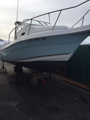 2004 Cobia 230 Walkaround