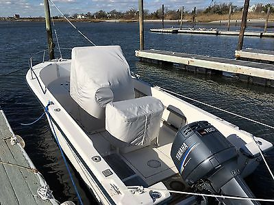 20FT Grady White Center Console-2001 150 hrsp Yamaha outboard engine W/ Trailer