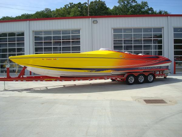 Hustler Boats For Sale