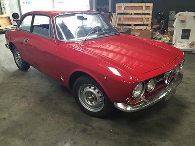 Alfa Romeo : GTV 1972 alfa romeo gtv 1750 cc