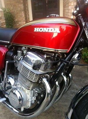 Honda : CB 1971 honda cb 750
