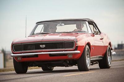 Chevrolet : Camaro RS SS 4speed Convertible 1967 chevrolet camaro rs ss 4 speed convertible