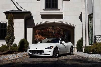 Maserati : Gran Turismo Base Convertible 2-Door 2014 maserati granturismo base convertible 2 door 4.7 l