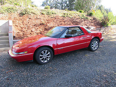 Buick : Reatta Base, Coupe, 2-Door 1989 buick reatta 2 dr coupe excellent condition
