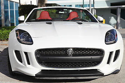 Jaguar : F-Type 2014 jaguar f type 2 door convertible