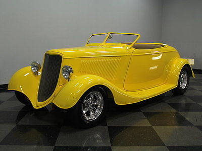 Ford : Other EXCELLENT BUILD, 3 DUECES 350 V8, AUTO, FRNT DISCS, 4 LINK W/ COILOVERS, EXC INT