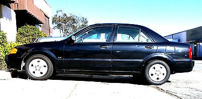 Mazda : Protege LN 2000 mazda protoge rebuilt engine and new tires a perfect commuter car 2.0 l