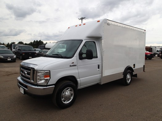 2013 Ford E-350 Super Duty Rockport Commercial