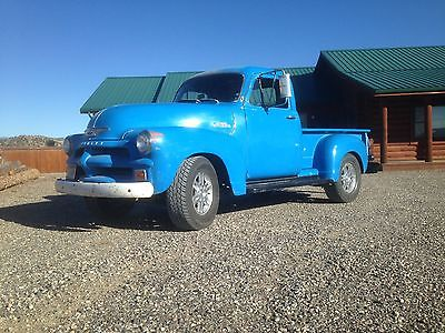 Chevrolet : Other Pickups 1954 chevy 3100 1 2 ton short bed