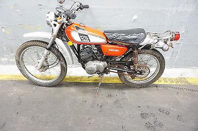 Yamaha : Other 1976 yamaha dt 125 175 enduro