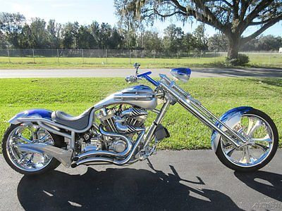 Bourget : Python Chopper 2004 bourget python chopper springer front end 113 mtr air ride sweet
