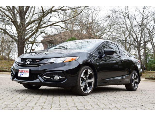 Honda : Civic Si 2014 honda civic si one east texas owner beautiful black