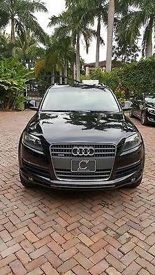 Audi : Q7 Premium Audi Q7 3.6 Premium