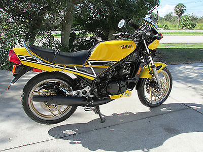 Yamaha : Other 1984 yamaha rz 350 kenny roberts rz 350 original condition