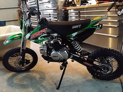 Other Makes : SSR SR 125 SSR SR 125cc Dirt Bike