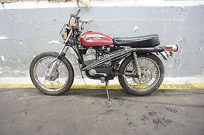 Harley-Davidson : Other 1975 harley davidson sx 125 aermacchi sx 125 nice parts bike