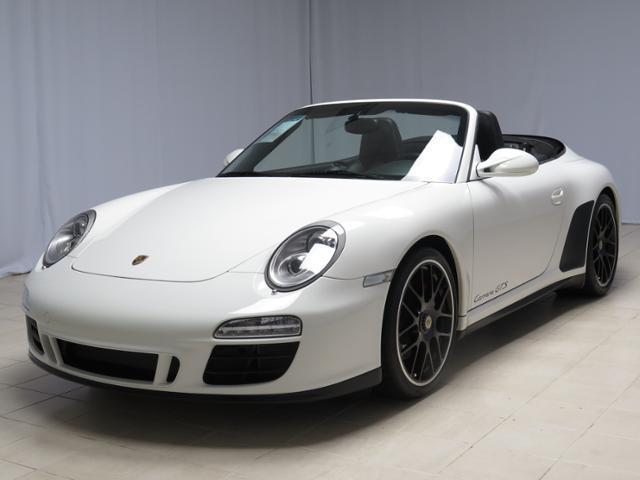 Porsche : 911 2dr Cabriole 2011 porsche 911 carrera gts cabriolet tiptronic white over black