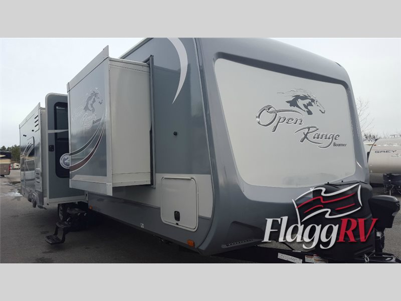 2015 Open Range Rv Roamer RT292RLS