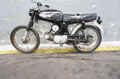 Honda : Other 1966 honda s 90 s 90 super sport 90 cc nice parts bike very complete
