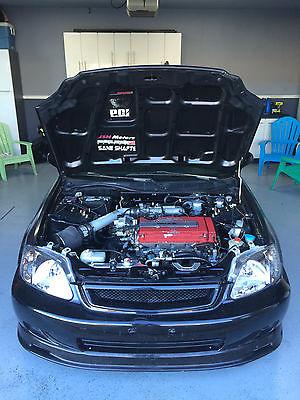 Honda : Civic Si 99 Honda Civic Em 1