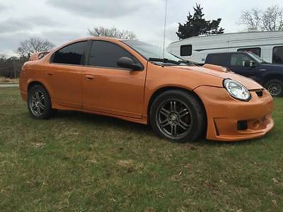 2005 dodge neon srt cars for sale. Black Bedroom Furniture Sets. Home Design Ideas