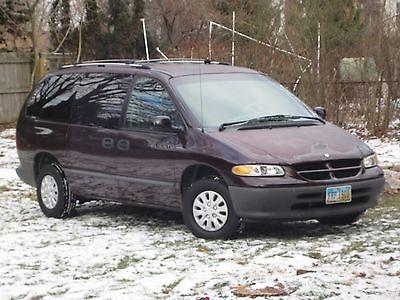 Dodge : Caravan Dodge caravan