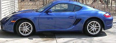 Porsche : Cayman 2007 porsche cayman in almost showroom condition