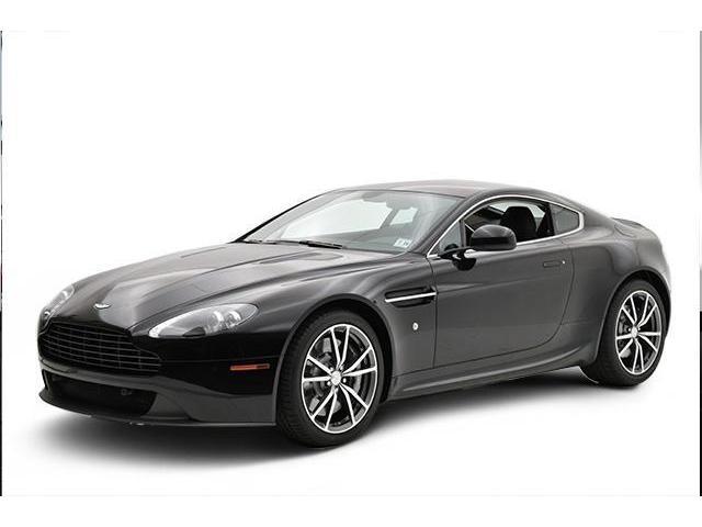 Aston Martin : Vantage V8 One Owner, Low Miles, Factory Warranty Until 7/17/17, Recent Vanquish Trade