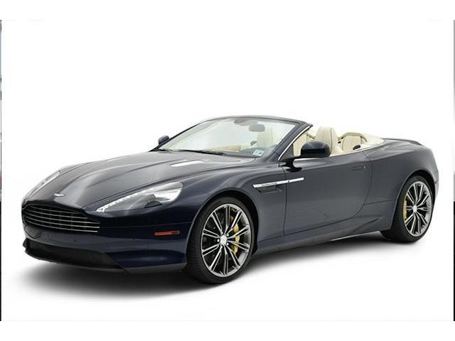 Aston Martin : DB9 Volante One Owner, Driven 3,222 Miles, Balance of Factory Warranty, New Bentley Trade