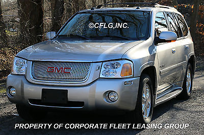 GMC : Envoy DENALI 2005 gmc envoy denali 4 wd very low mileage leather moon nav xtra clean inspected