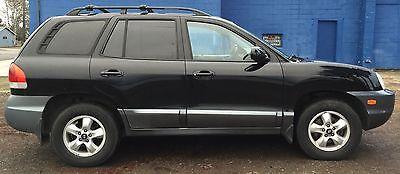 Hyundai : Santa Fe GLS 2005 hyundai santa fe gls 3.5 l black