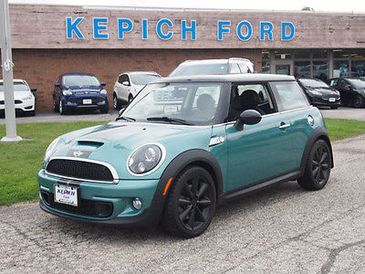 Mini : Cooper Coupe S Coupe 2-Door 2012 mini cooper coupe s coupe 2 door 1.6 l