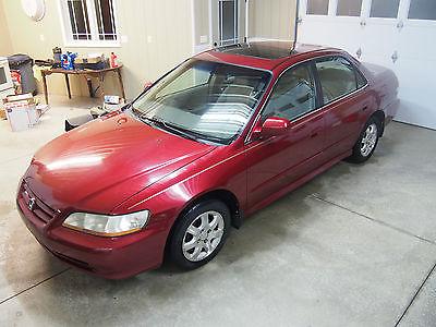 Honda : Accord EX 2001 ex used 2.3 l i 4 sfi automatic fwd sedan 4 dr
