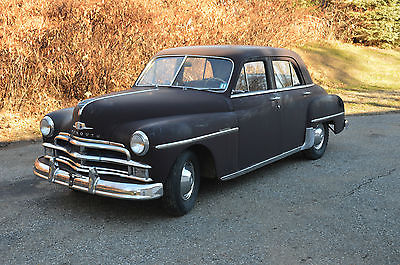 Plymouth : Other 1950 plymouth special deluxe runs drives well survivor condition