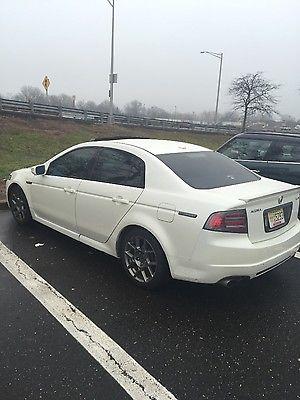 Acura : TL Type-S 2007 acura tl type s