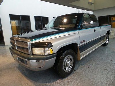 Dodge : Ram 2500 RWD 5,9 Cummings Turbo 5.9 Diesel X-Cab Long Bed 1997 pickup used diesel i 6 5.9 l 359 automatic diesel rwd silver