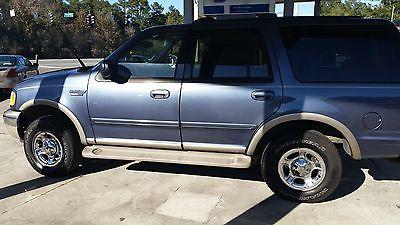 Ford : Expedition Eddie Bauer Sport Utility 4-Door 2002 ford expedition eddie bauer sport utility 4 door 5.4 l