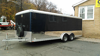 Wells Cargo 20' enclosed trailer