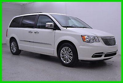 Chrysler : Town & Country Touring-L Certified 2013 touring l used certified 3.6 l v 6 24 v automatic fwd minivan van