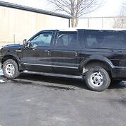 Ford : Excursion Limited Sport Utility 4-Door 2004 ford excursion limited sport utility 4 x 4